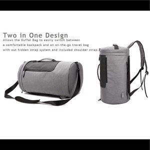 Multi-functional Bag / Duffel Bag / Backpack